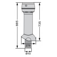 Радон-вентилятор MX-110