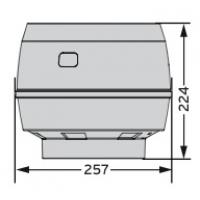 Колпак-дефлектор MX 110