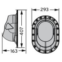 MX проходной элемент для фальцованной и мягкой кровли
