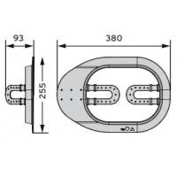 MX уплотнитель гидрозатвора